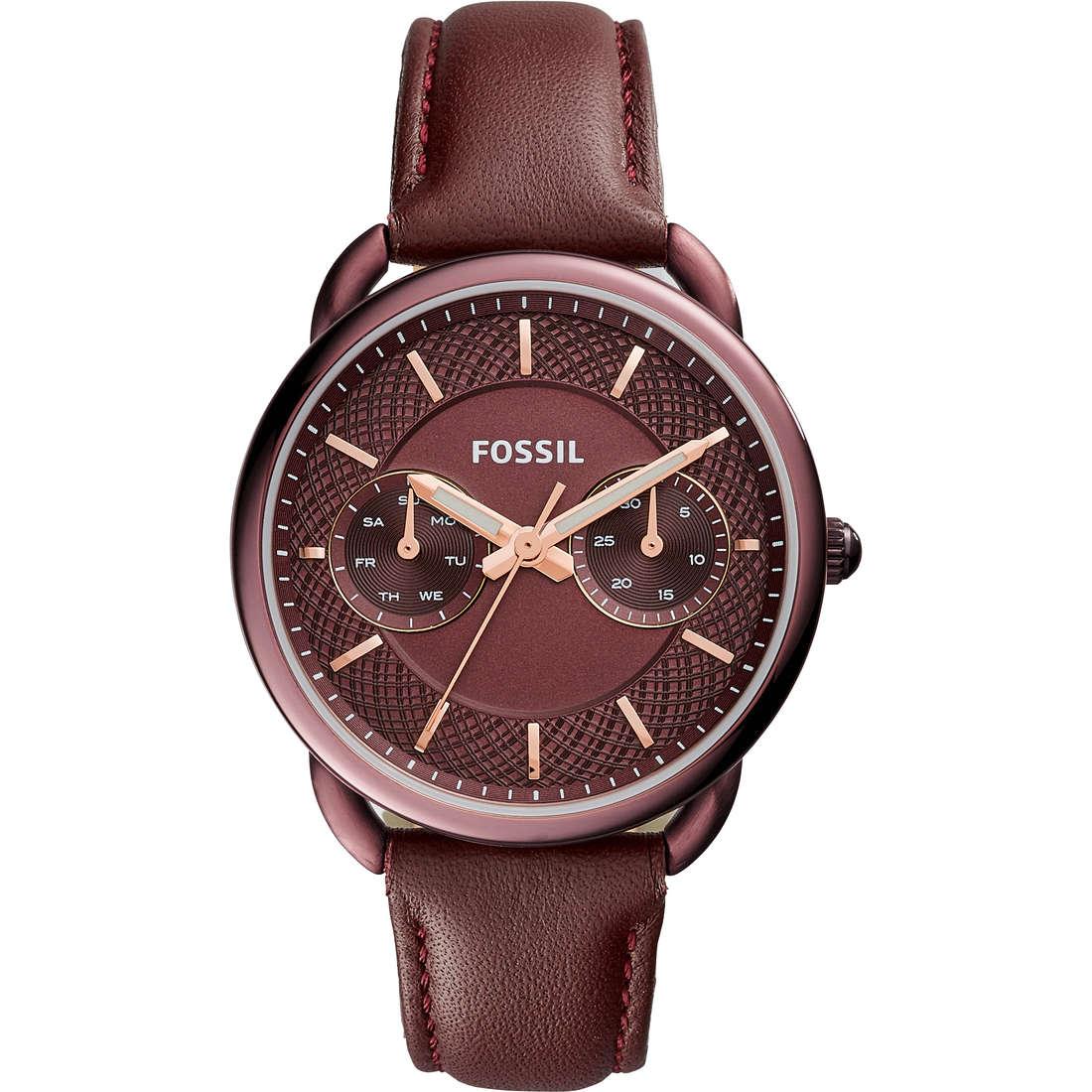 orologio multifunzione donna Fossil Tailor ES4121