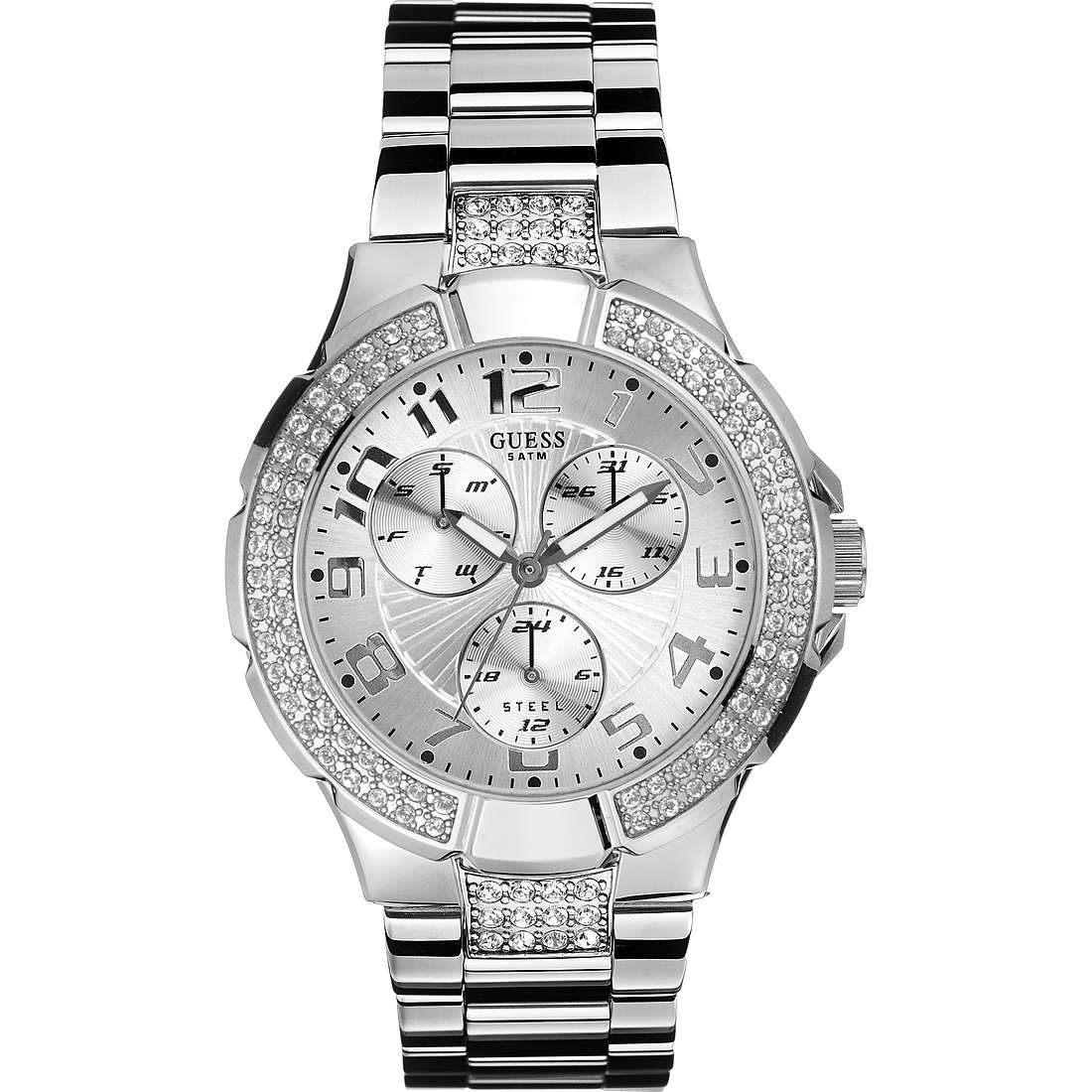 orologio multifunzione donna Guess 14503L1