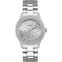 orologio multifunzione donna Guess Bedazzle W1097L1