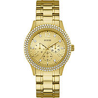 orologio multifunzione donna Guess Bedazzle W1097L2