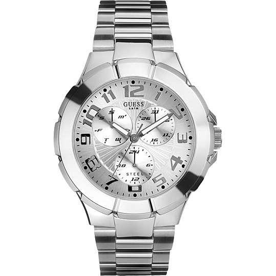 orologio multifunzione donna Guess I90199G1