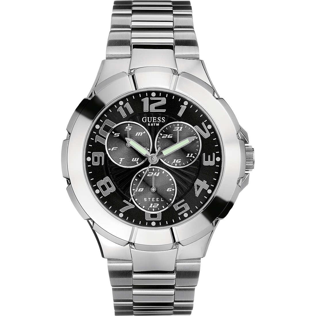 orologio multifunzione donna Guess I90199G3