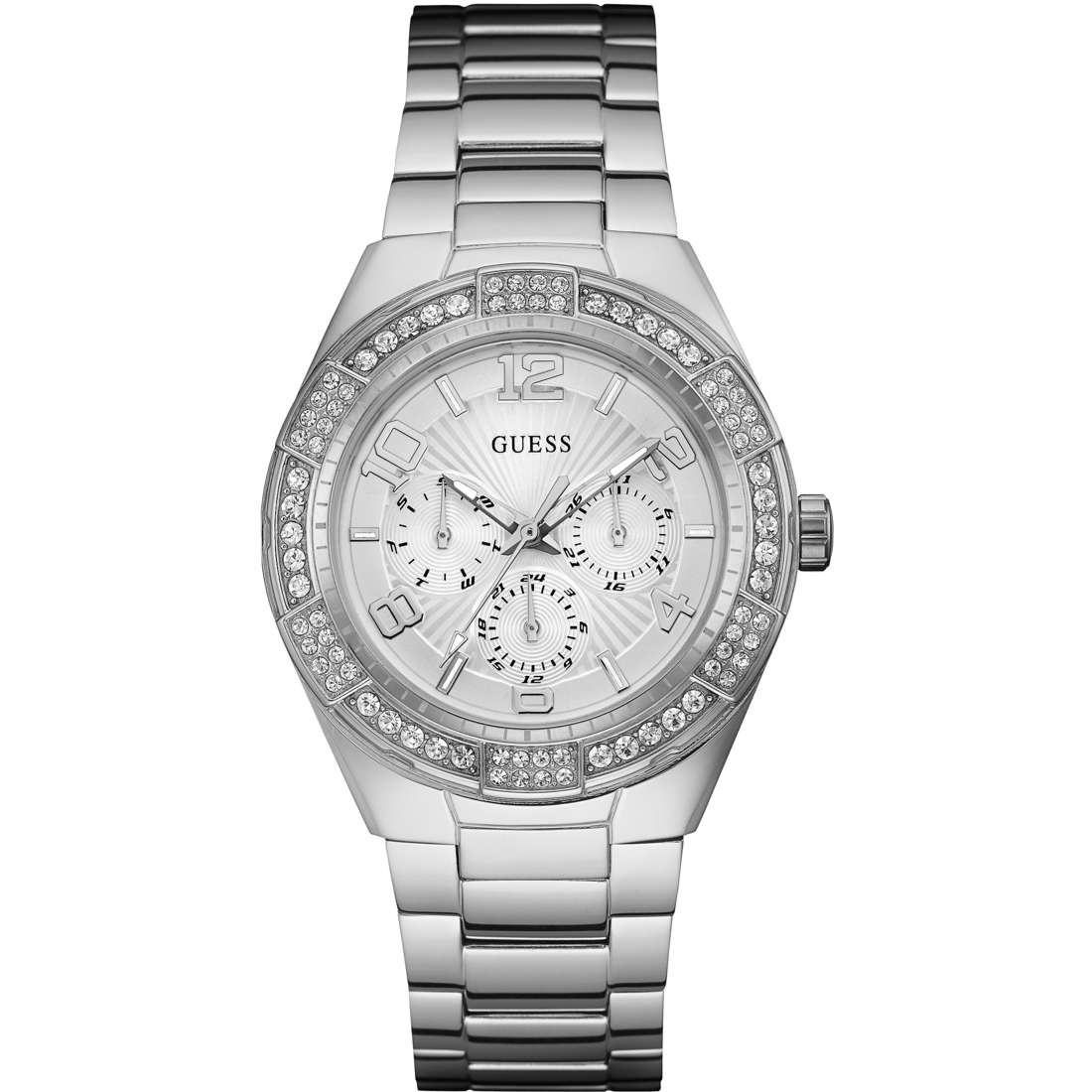 orologio multifunzione donna Guess Luna W0729L1