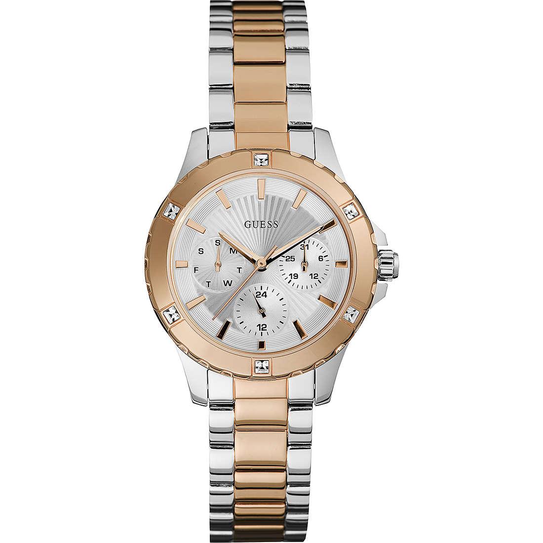 orologio multifunzione donna Guess Mist W0443L4
