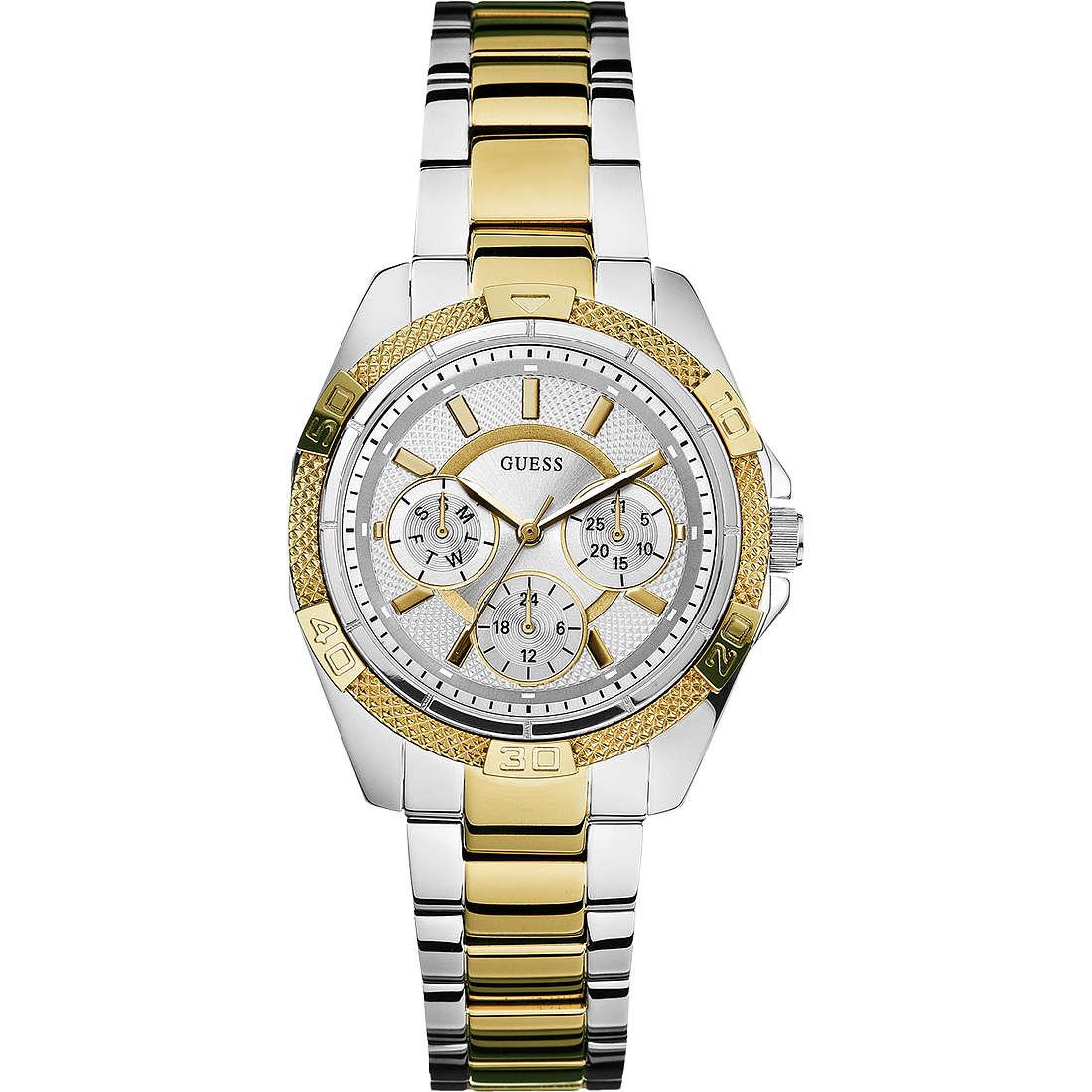 orologio multifunzione donna Guess Settembre 2013 W0235L2