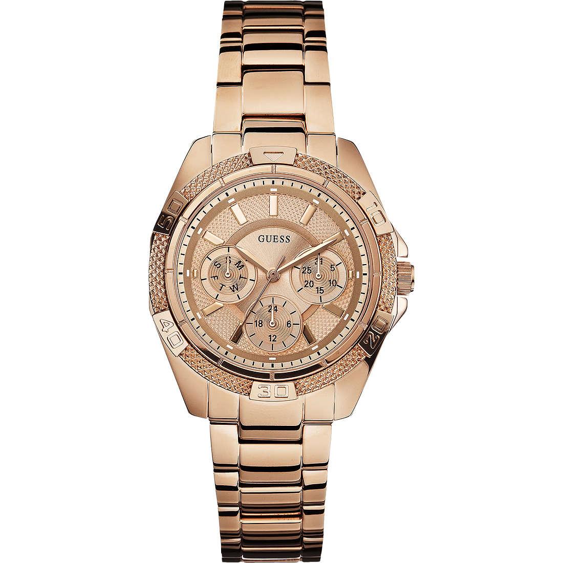 orologio multifunzione donna Guess Settembre 2013 W0235L3