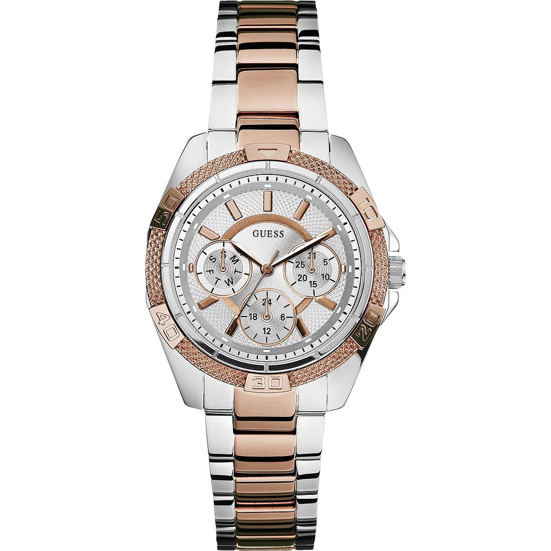 orologio multifunzione donna Guess Settembre 2013 W0235L4