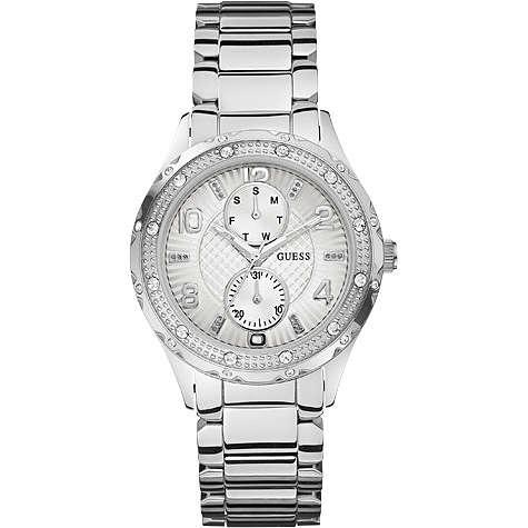orologio multifunzione donna Guess Siren W0442L1