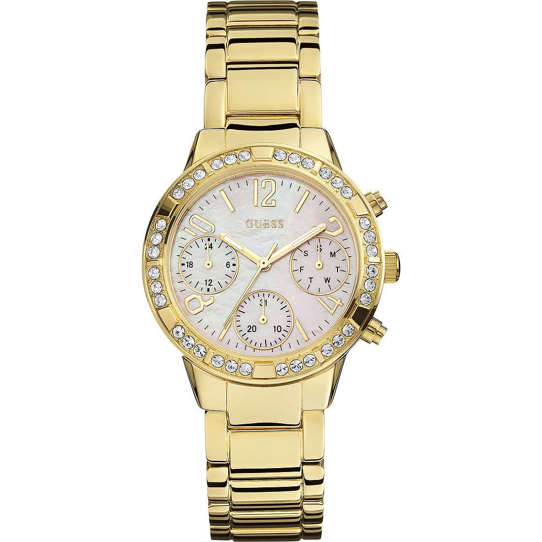 orologio multifunzione donna Guess Sport-Chic W0546L2