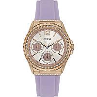 orologio multifunzione donna Guess Starlight W0846L6