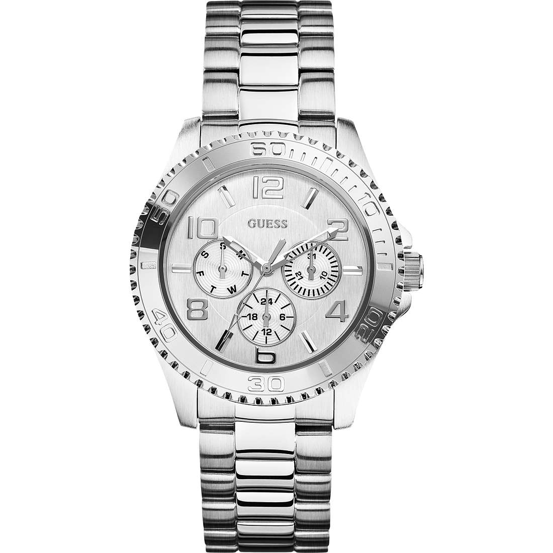 orologio multifunzione donna Guess W0231L1