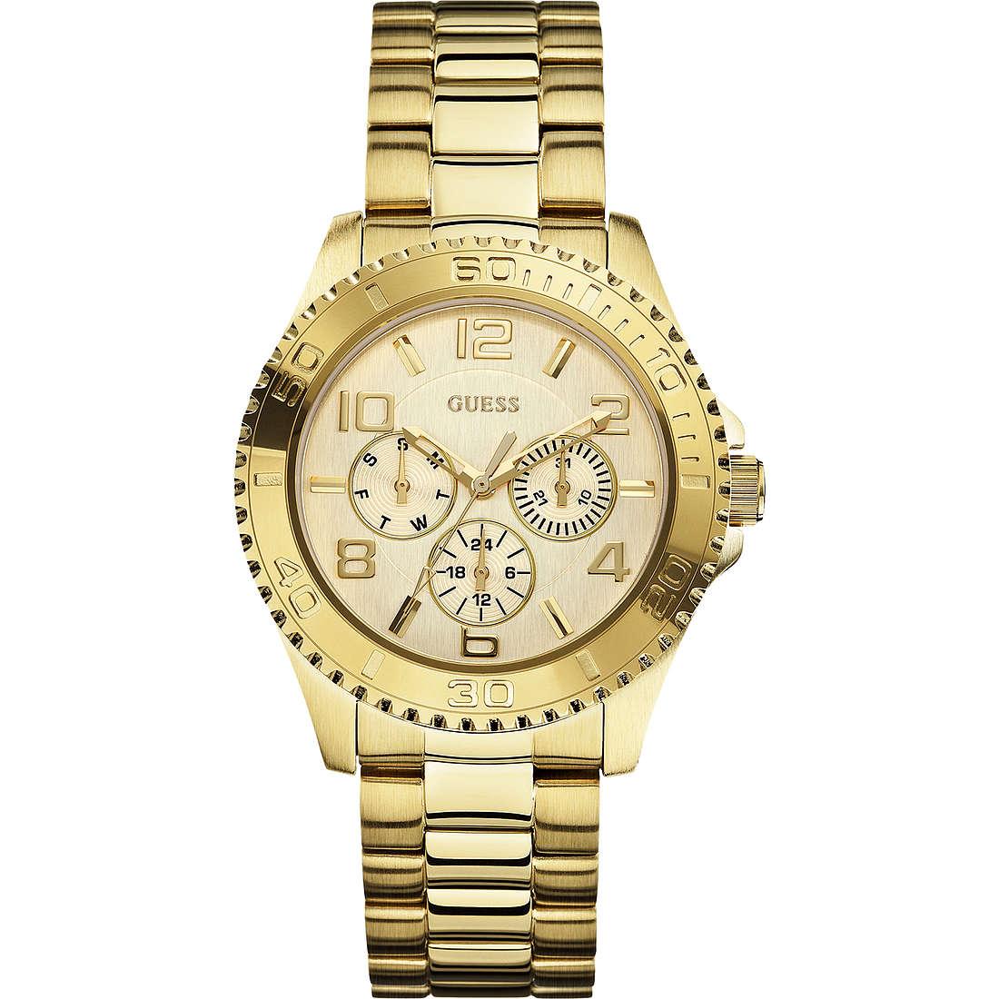 orologio multifunzione donna Guess W0231L2