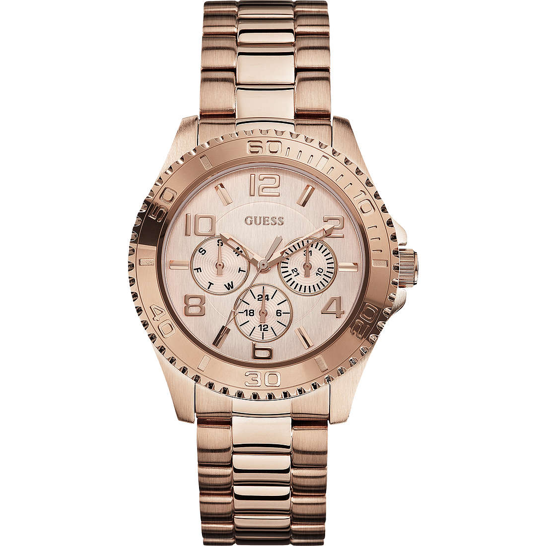 orologio multifunzione donna Guess W0231L4