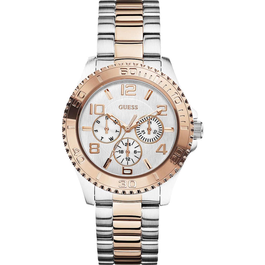 orologio multifunzione donna Guess W0231L5