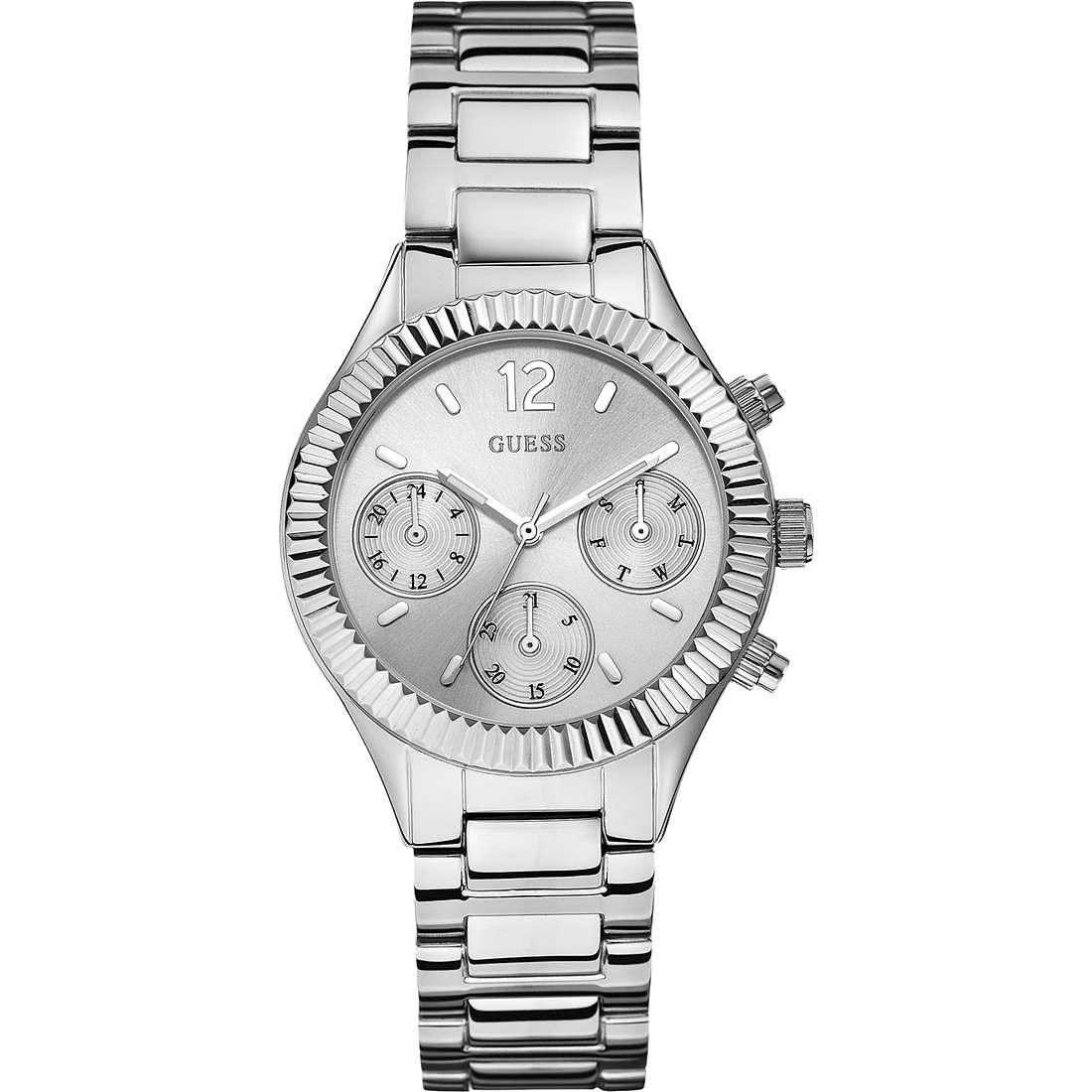 orologio multifunzione donna Guess W0323L1