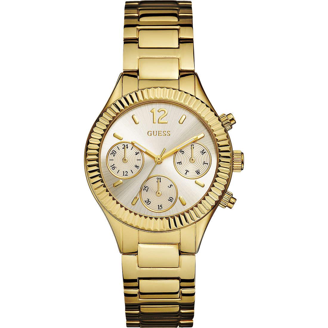 orologio multifunzione donna Guess W0323L2