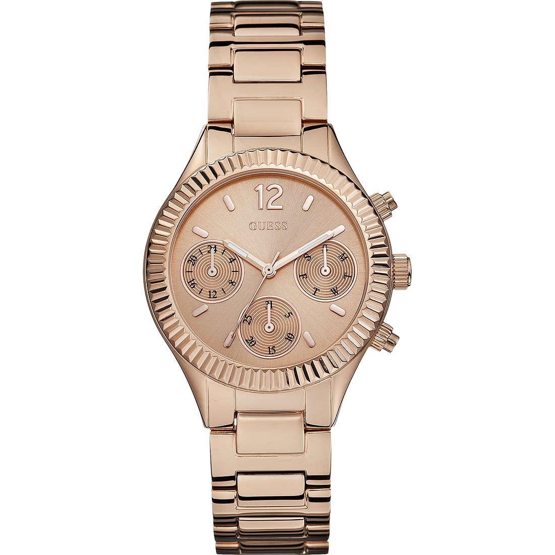 orologio multifunzione donna Guess W0323L3