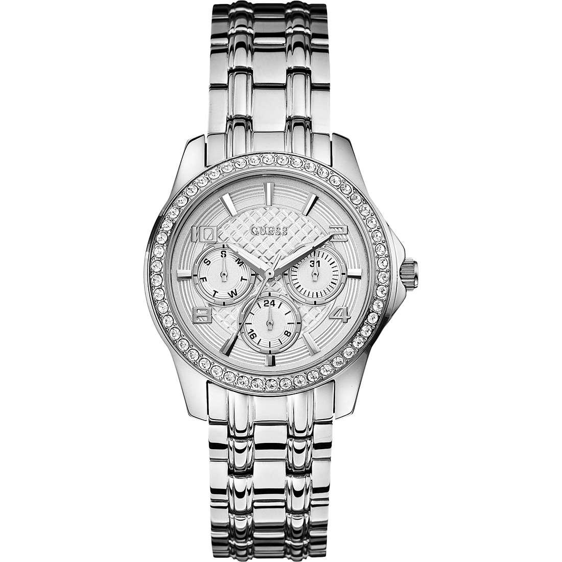orologio multifunzione donna Guess W0403L1