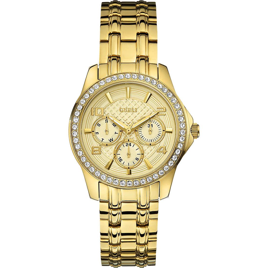 orologio multifunzione donna Guess W0403L2