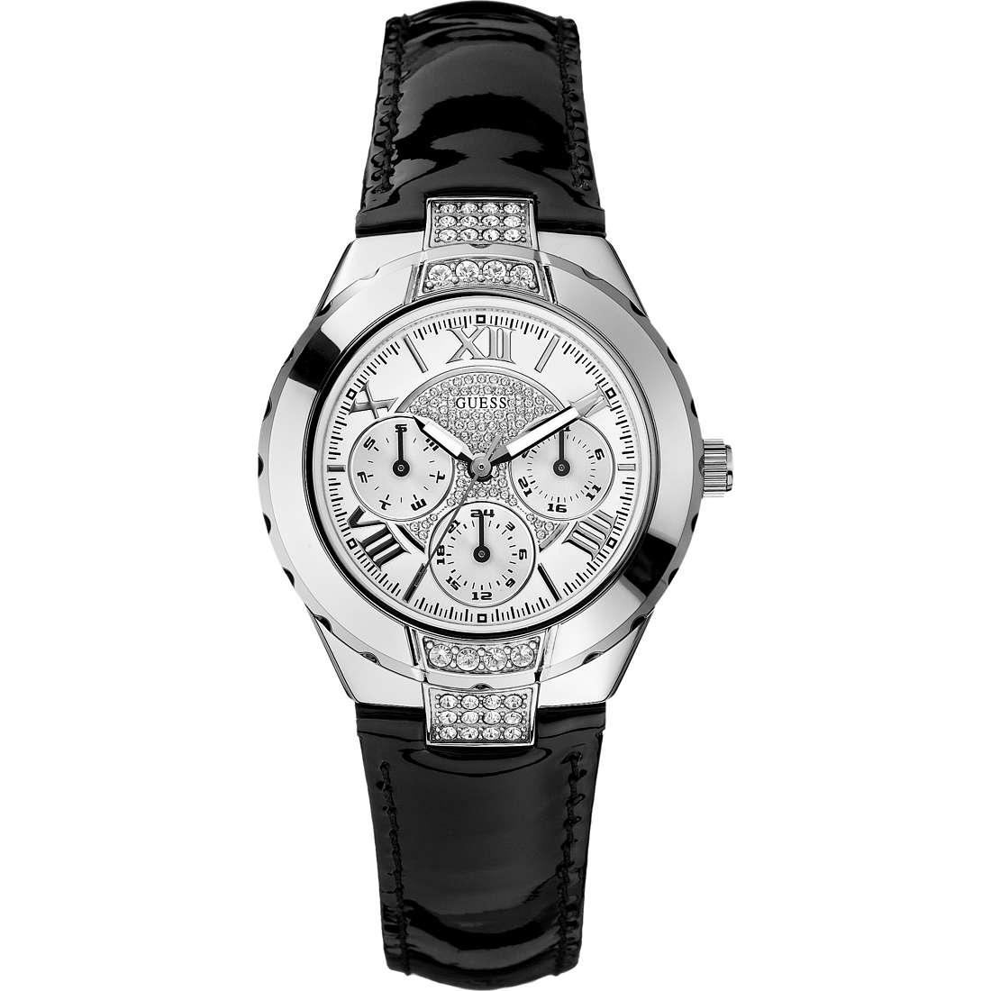 orologio multifunzione donna Guess W10226L1