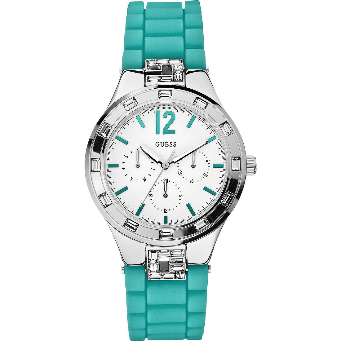 orologio multifunzione donna Guess W10615L4