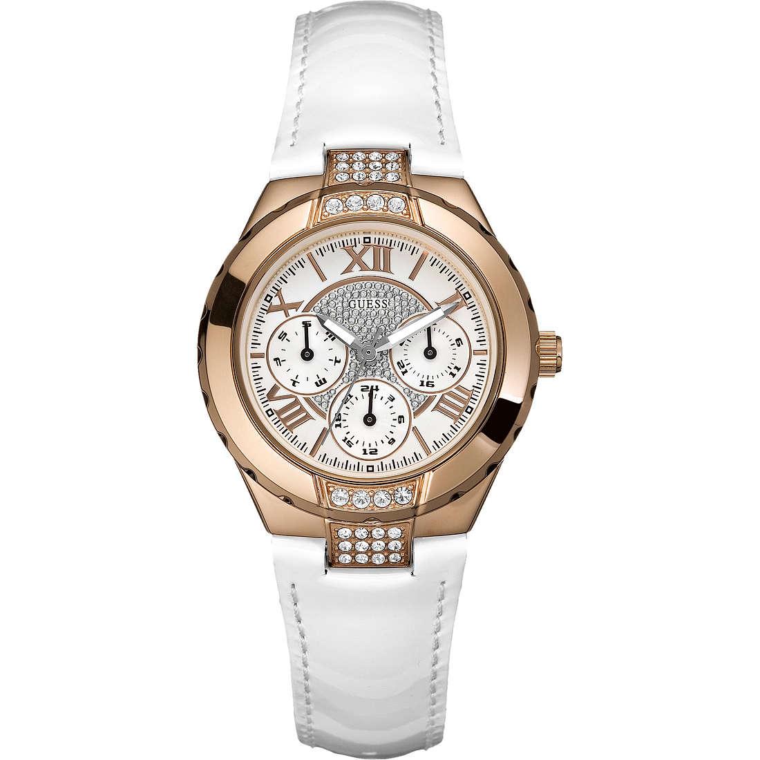orologio multifunzione donna Guess W11566L1