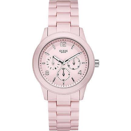 orologio multifunzione donna Guess W11603L3