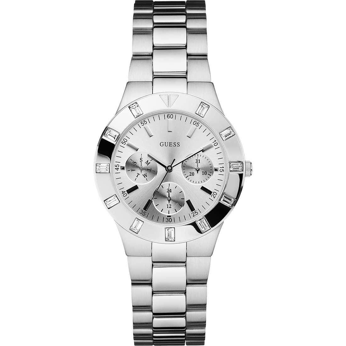 orologio multifunzione donna Guess W11610L1