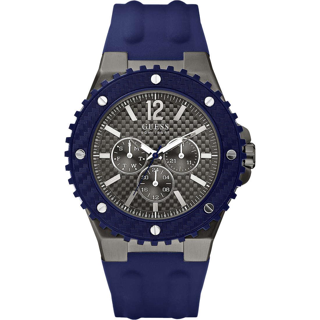 orologio multifunzione donna Guess W11619G2