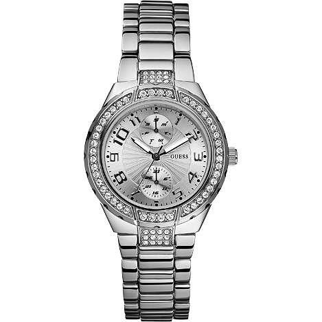 orologio multifunzione donna Guess W12609L1