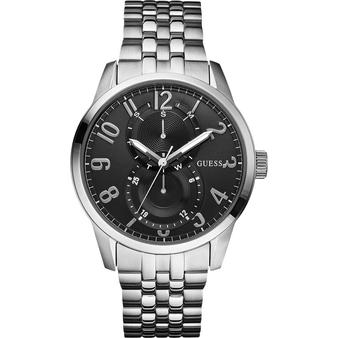 orologio multifunzione donna Guess W13100G1