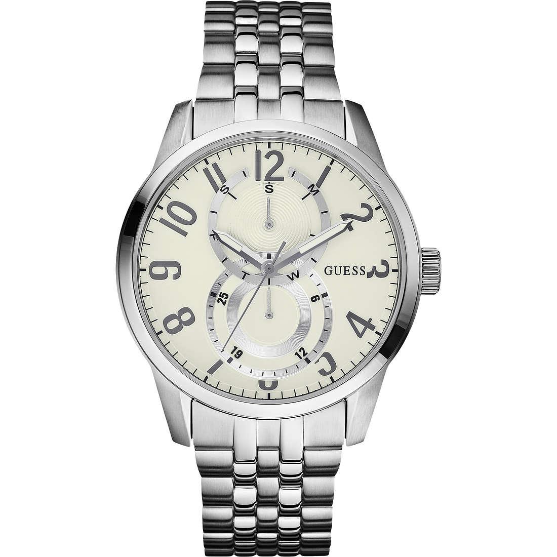 orologio multifunzione donna Guess W13100G2