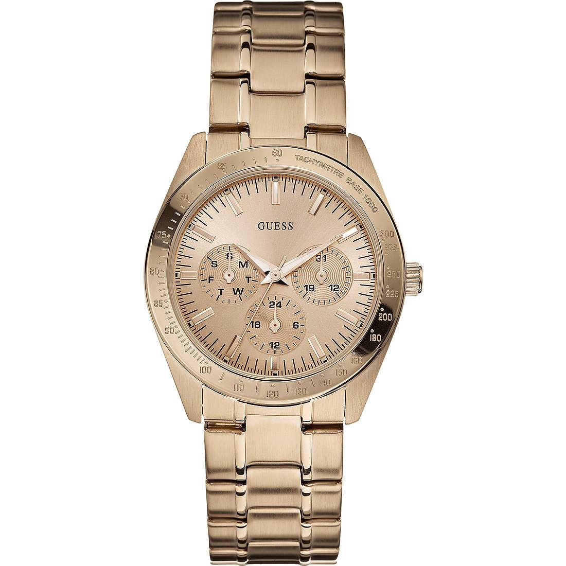 orologio multifunzione donna Guess W13101L1
