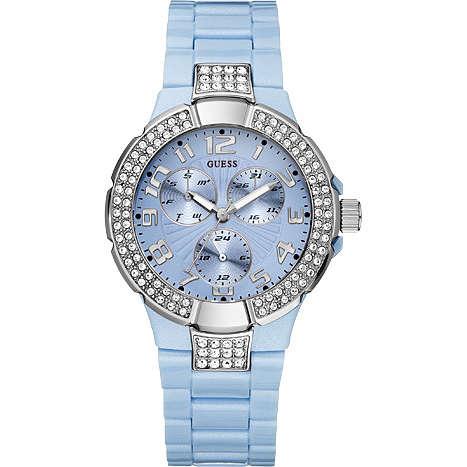 orologio multifunzione donna Guess W14047L2