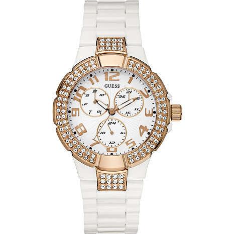 orologio multifunzione donna Guess W14540L1