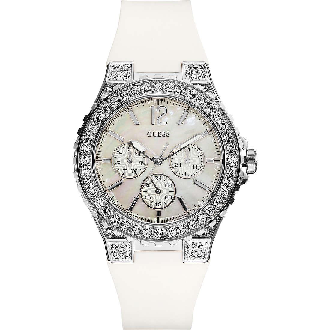 orologio multifunzione donna Guess W14555L1