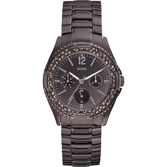 orologio multifunzione donna Guess W15531L1