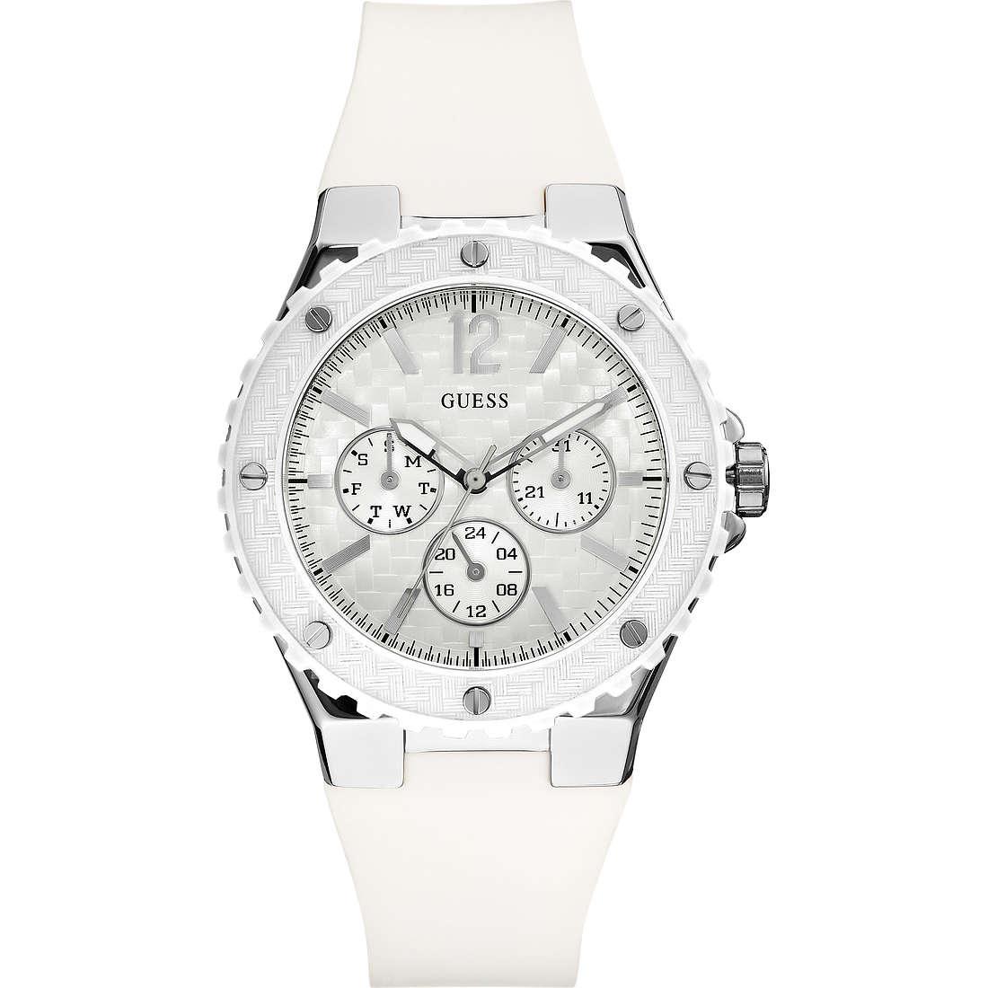 orologio multifunzione donna Guess W90084L1