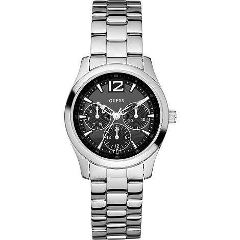 orologio multifunzione donna Guess W95101L1