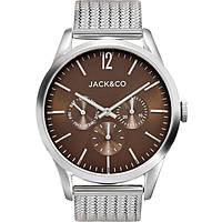 orologio multifunzione donna Jack&co Stefano JW0161M4