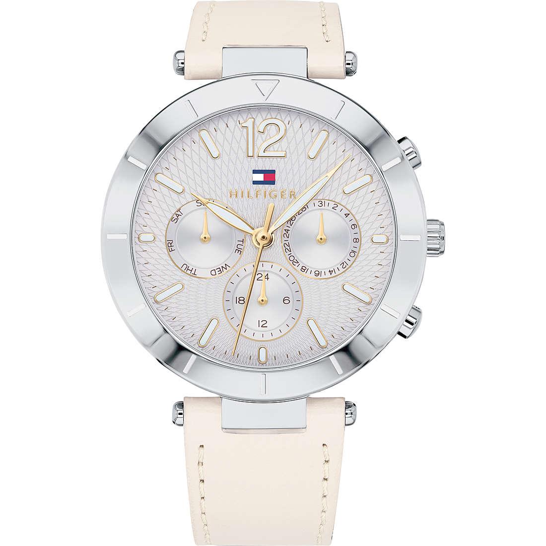 add02ed8c9 orologio multifunzione donna Tommy Hilfiger Chloe THW1781880