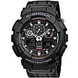 orologio multifunzione unisex Casio G-SHOCK GA-100MC-1AER