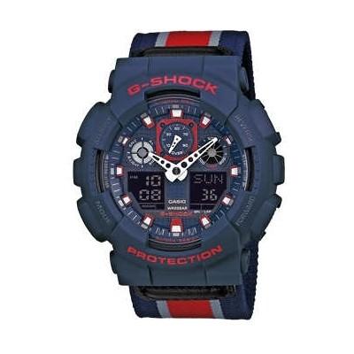 orologio multifunzione unisex Casio G-SHOCK GA-100MC-2AER