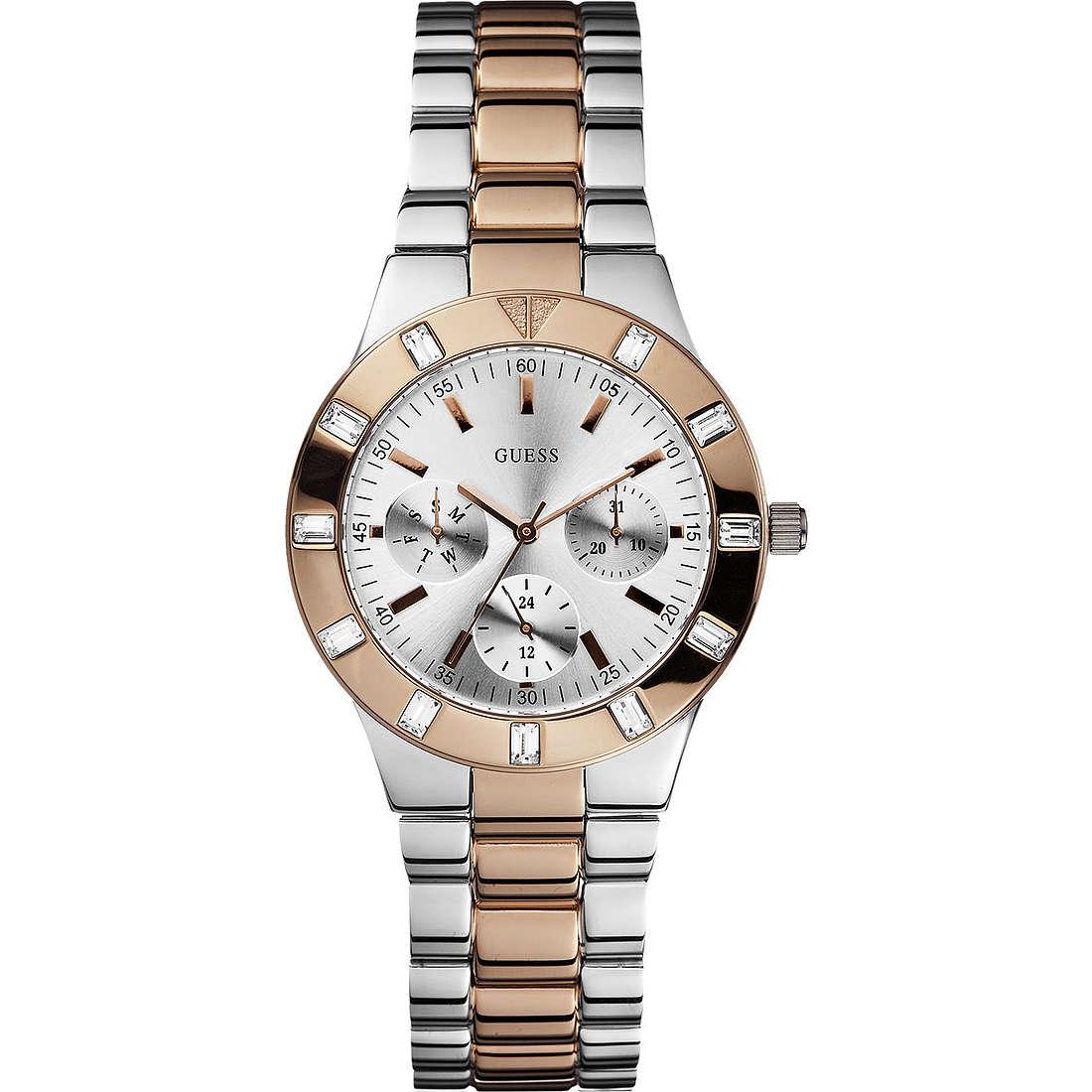 orologio multifunzione unisex Guess W14551L1