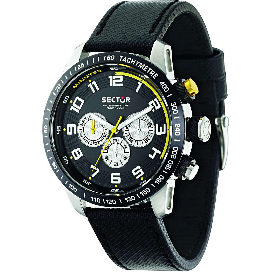 orologio multifunzione unisex Sector Racing 850 R3251575001