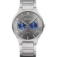 orologio multifunzione uomo Bering Titanium 11539-777