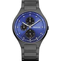 orologio multifunzione uomo Bering Titanium 11741-727