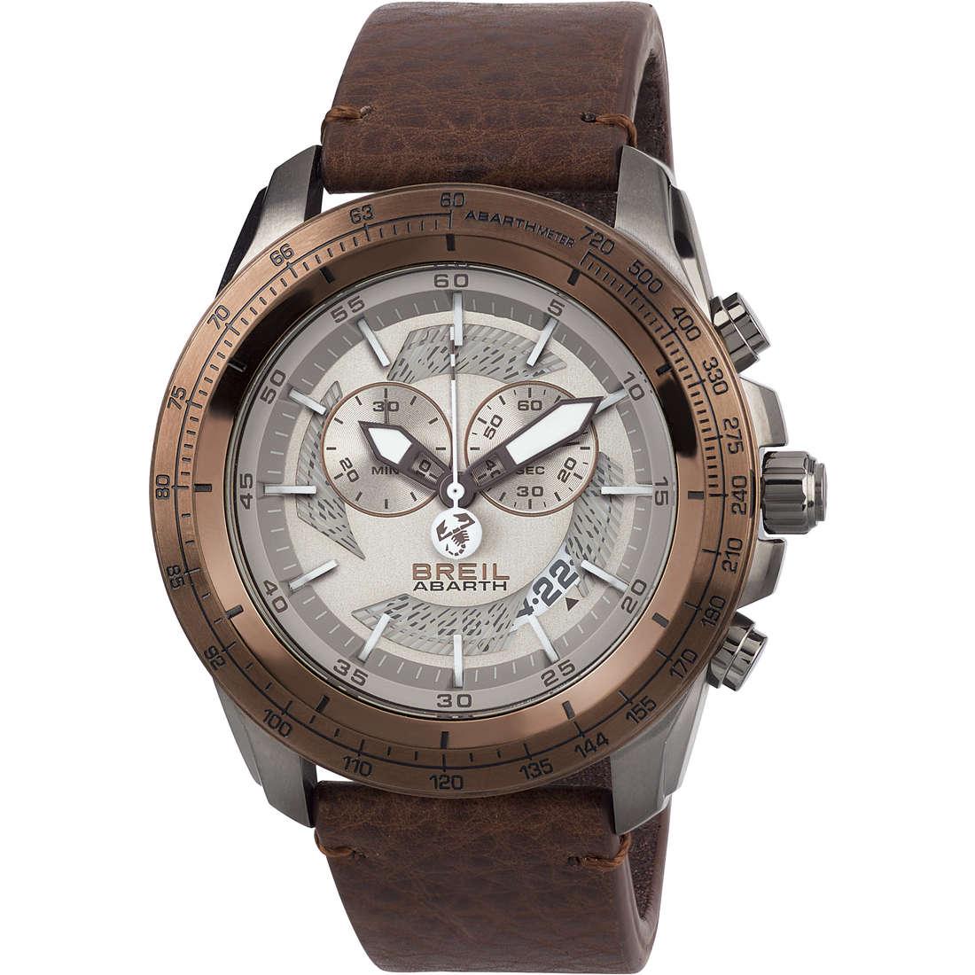 orologio multifunzione uomo Breil Abarth Extension TW1489