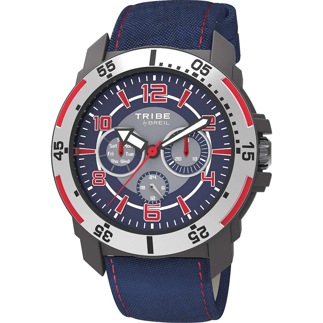 orologio multifunzione uomo Breil Knock EW0127