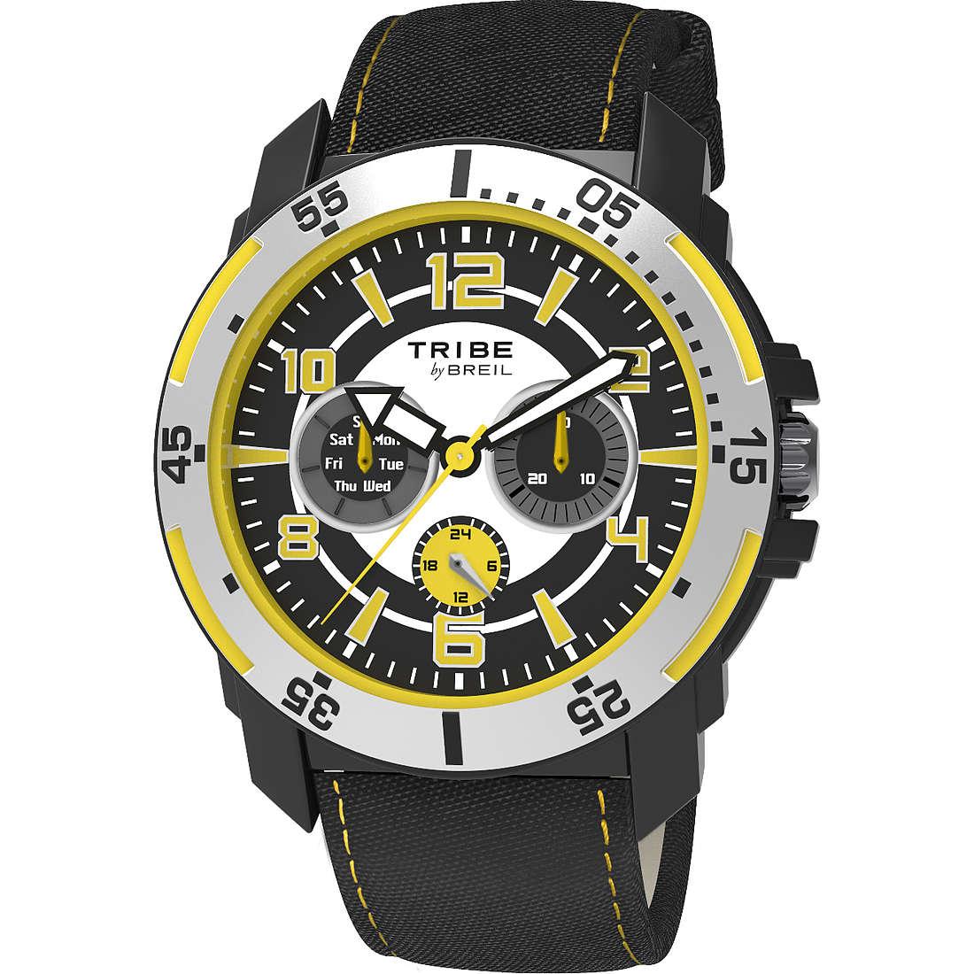 orologio multifunzione uomo Breil Knock EW0129